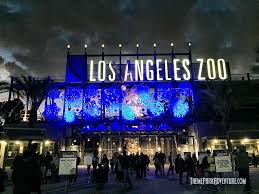 Zoo Lights Dates by L A Zoo Lights 2015 Brings Holiday Cheer To Griffith Park Theme