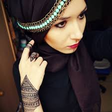 tutorial hijab nabiilabee how to accessorize your hijab styles and ideas