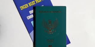 cara membuat paspor resmi membuat e paspor proses 10 menit antre 2 jam kompas com