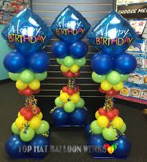 balloon delivery orange county ca 25 best centerpiece designs and ideas images on