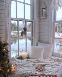 a cozy winter reading nook სიმყუდროვე pinterest