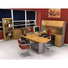 U Shaped Gaming Desk by Office Table Yorkville Executive U Shaped Desk U Shaped Desk