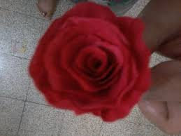 paper roses 3 ways to make tissue paper roses wikihow