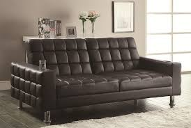 sofa beds and futons adjustable sofa bed with cup holders lowest