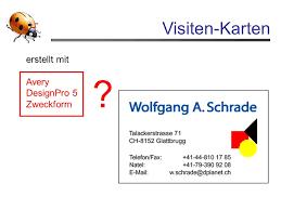 zweckform design pro lich willkommen zum computreff 12 märz ppt