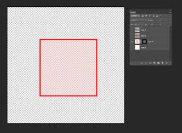 adobe photoshop extract a transparent object from two images