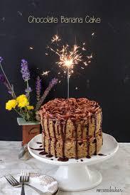 chocolate martini birthday banana birthday cake pint sized baker