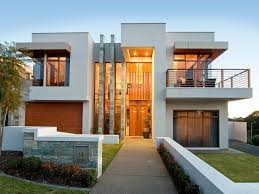 Exterior Unbelievable Design Balcony Lighting by Astonishing Modern House Exteriors Contemporary Best Idea Home