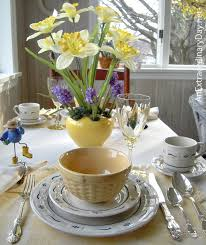 Yellow Table L 37 Table Setting For Two Best 25 Table Settings Ideas On