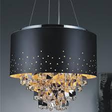 Black Chandelier Lighting by Chandelier Inspiring Black Metal Chandelier Metal Sphere