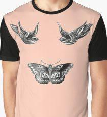 harry styles tattoo t shirts redbubble