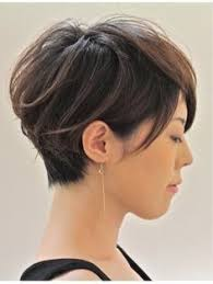 how to cut pixie cuts for thick hair 51 best kurz haarschnitt images on pinterest hair cut hair dos
