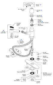 pegasus kitchen faucet replacement parts imindmap us
