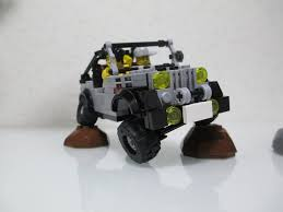jeep lego lego jeep wrangler 6 studs wide fits 2 minifigs equipped u2026 flickr