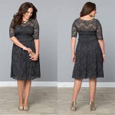 plus size gray formal dresses holiday dresses