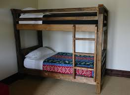Cowboy Bunk Beds Special Rustic Bunk Beds For Home Design Ideas