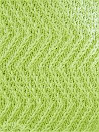 zig zag knitting stitch pattern twist zig zag knitting stitch patterns