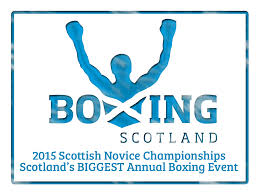 2015 novice championships confirmed entries boxing scotland