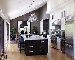 marble island kitchen photogiraffe me img black marble kitchen