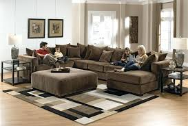 pictures of family rooms with sectionals sectional sofa in small living room makushina com