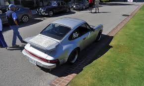 porsche whale tail 1985 porsche 911 whale tale is mighty desirable machine