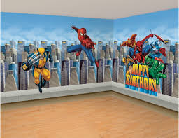 Superman Bedroom Decor by Brilliant 70 Boys Bedroom Ideas Superhero Design Inspiration Of