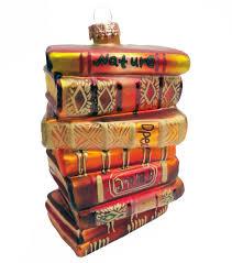 stack of books ornamentstack of books ornament our stuff
