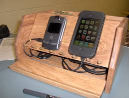 Wall Mounted Cell Phone Charging Station by Diy Device Charging Station Latest Buy Wooden Bamboo Charging