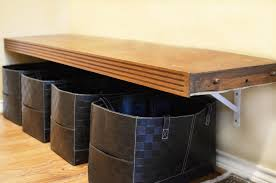 Build Shoe Storage Bench Plans by Remodelaholic Top Ten Shoe Storage Ideas And Link Party