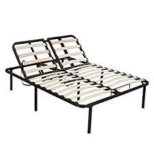 amazon com ergo pedic adjustable motorized head up queen size bed
