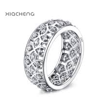Pandora Wedding Rings by Ningbo Pandora 925 Sterling Silver 3 Color Drops Of Oil With Full