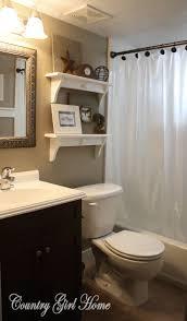 impressive reclaimed wood shelves over toilet picture design ncaa