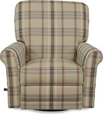 Glider Swivel Chairs Transitional Swivel Glider Recliner By La Z Boy Wolf And