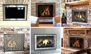 fireplace screens for gas fireplaces glass doors design specialties fireplace decorative fireplace screens for gas fireplaces