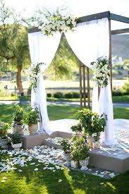 wedding altars simple wedding gazebo sometimes i still swoon this ceremony