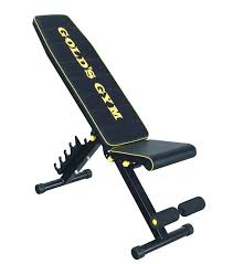 Weight Bench With Bar - gold gym weight bench xr 6 1 golds gym platinum weight bench parts