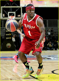 michael b jordan u0026 more play in nba all star celebrity game