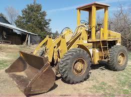 1969 fiat allis 545b wheel loader item k6894 sold april
