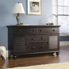 Sauder Harbor View Bedroom Set Sauder Harbor View Dresser Multiple Finishes Walmart Com