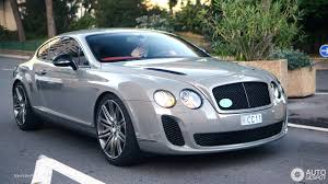 bentley continental supersports bentley continental supersports coupé 30 december 2016 autogespot