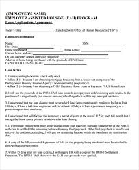 25 loan agreement forms free u0026 premium templates