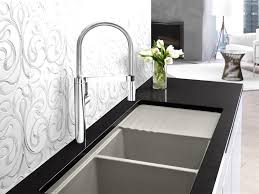 kitchen sink wonderful sinks and faucets home depot lively black