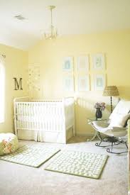 Yellow Nursery Decor Baby Nursery Decor Personalised Customable Yellow Baby Nursery