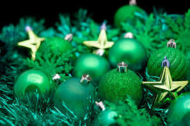 ornaments green ornaments green