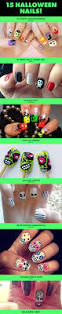 69 best halloween nail art images on pinterest halloween nail