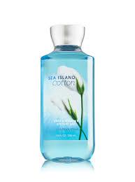 sea island cotton shower gel signature collection bath u0026 body