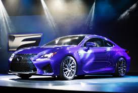 lexus coupe 2014 bombshell 2015 lexus rc f debuts at detroit auto with brute