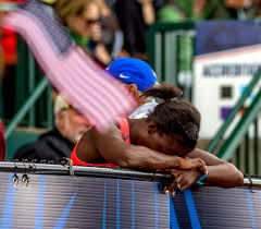 joy sorrow and action at the olympic trials u2014 august frank