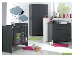 chambre bébé gris et chambre bebe gris chambre bacbac oslo anthracite deco chambre bebe