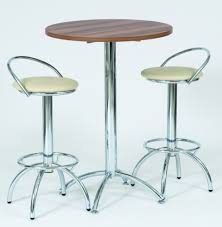 high table with stools high bar table